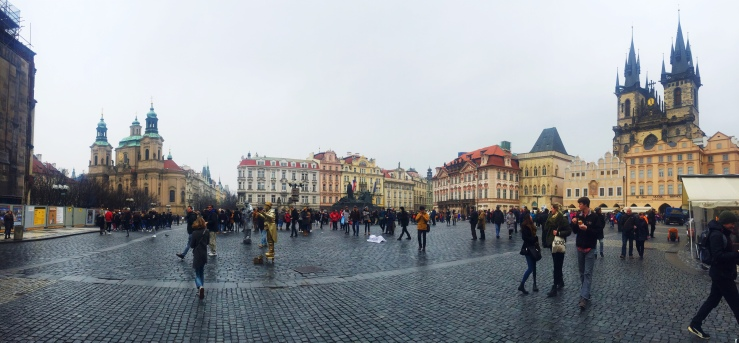 How to Travel Prague in One Day